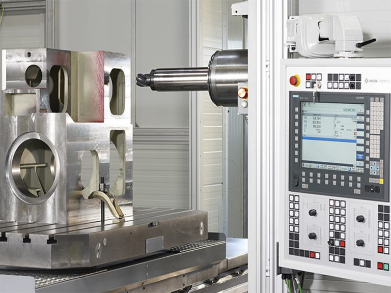 Horizontal Boring and Milling